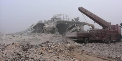 Esed rejimi 81 bin 916 kez varil bombası kullandı
