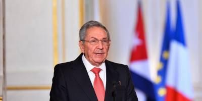 Raul Castro, Küba Komünist Partisi Genel Sekreterliğinden istifa etti