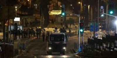 Siyonist İsrail'in Doğu Kudüs'teki Filistinlere zulmü sürüyor