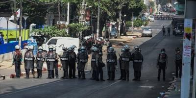 Myanmar'da darbeci ordu ile Karen güçleri arasında çatışma