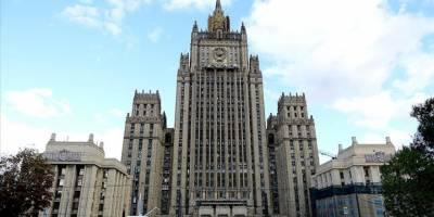 Rusya Ukrayna'nın diplomat misillemesine çok içerlenmiş!