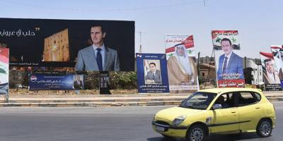 Anlamlı tevafuk, anlamsız Suriye seçimleri