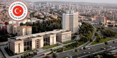 Türkiye'den Yunanistan'a tepki: Uluslararası hukuka aykırı