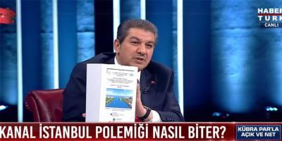 Kanal İstanbul'un anlatılmayan detayları