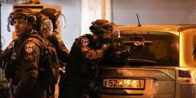 Siyonist İsrail polisi Doğu Kudüs'te 6 Filistinliyi yaraladı