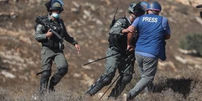 İşgal güçleri Batı Şeria'da son günlerde 5 gazeteciyi yaraladı