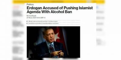 """Bloomberg'den ikiyüzlü tavır: Türkiye'de olunca """"Erdoğan'ın dayatması"""", Avrupa'daysa """"tedbir"""""""