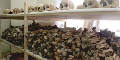 Sadece Ruanda ve Namibya katliamları mı?