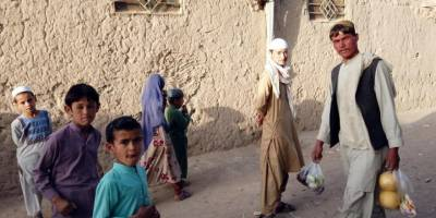 Pakistan'daki sığınmacılar 40 yıldır yaşamlarını zor şartlarda sürdürüyor