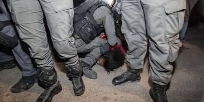 "Siyonist İsrail'den gözaltı zulmü: Hergün ""George Floyd"" olayı yaşanıyor"