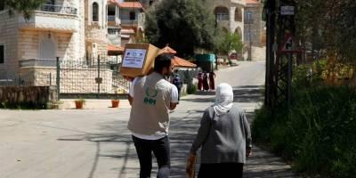 İHH Ramazan'da Lübnan'daki 60 bin kişiye yardım ulaştırdı