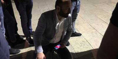 AA'nın Ortadoğu Editörü İsrail polisinin Mescid-i Aksa'daki saldırısında yaralandı