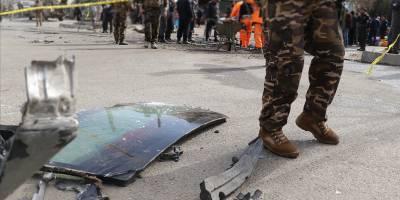 Kabil'de iftar saatlerinde bombalı saldırı: 25 ölü