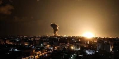 Siyonistler, Gazze'ye hava saldırılarına yeniden başladı