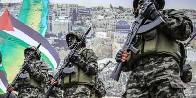 Gazze'deki direniş grupları, İsrail'e karşı 'Kudüs'ün Kılıcı' adlı operasyonu başlattı