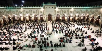 Ramazan bayramı 12 Arap ülkesinde perşembe başlayacak