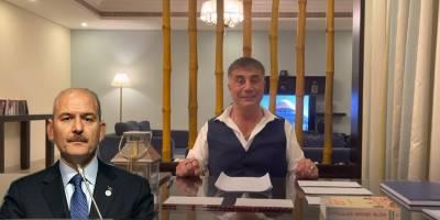 Sedat Peker'in yeni konusu: Süleyman Soylu