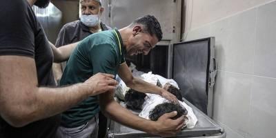 İşgalci İsrail 6 kişilik ailenin tüm fertlerini katletti