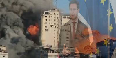 Fransız Bakan: Gazetecilerin binasının yıkılması konusunda aceleci yorum yapmamalıyız