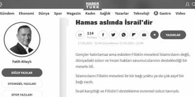 Fatih Altaylı aslında…