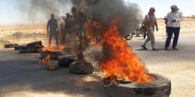 Suriye'de PKK'lılar sivillere ateş açtı