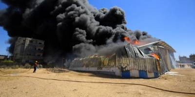 Yıllardır Gazze'yi kuşatan, boğan Sisi şimdi kurtarıcı rolünde!