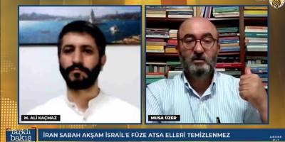 Musa Üzer: Kassam'ı somut olarak destekleyecek adımlar atılmalıdır