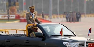 Myanmar'da darbeci lider General Hlaing için emeklilik yaş sınırı kaldırıldı