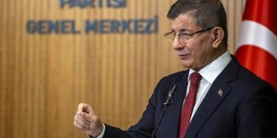 Davutoğlu: 2016'da sahnede olmayan Mehmet Ağar sahneye nasıl girdi?