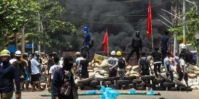 Myanmar ordusu, darbe karşıtlarını korkutmak için sivillerin cesetlerini kullanıyor