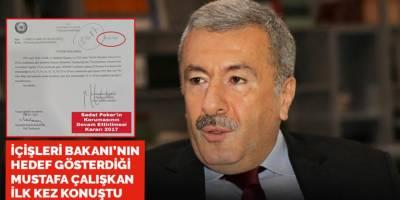 Mustafa Çalışkan: Toplum Soylu'nun anlattıklarından rahatsız