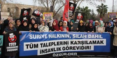 Türkiye Nusra'ya silah mı yollamış?