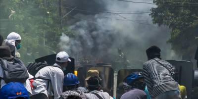 Myanmar'da darbeci ordunun öldürdüğü protestocu sayısı 840'a çıktı