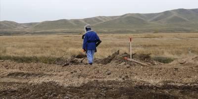 Karabağ'da ateşkesten bu yana mayınlar can almaya devam ediyor