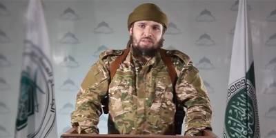 HTŞ'nin askeri sözcüsü Ebu Halid eş Şami şehit oldu