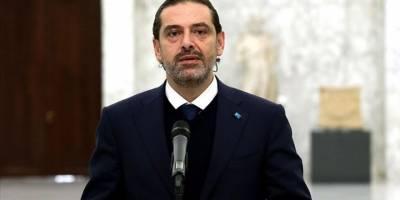 Hariri: Lübnan her geçen gün ekonomik ve sosyal olarak kötüye gidiyor
