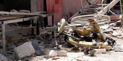 ABD taşeron olarak kullandığı PKK/YPG'nın Afrin'deki hastane katliamını kınadı(!)