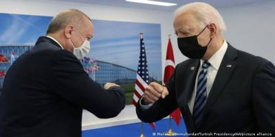 """Biden: Erdoğan'la """"olumlu ve verimli"""" bir görüşme yaptık"""