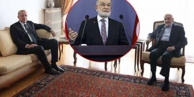"""Saadet Partisi'nde """"Cumhur İttifakı-Millet İttifakı"""" ayrışması"""