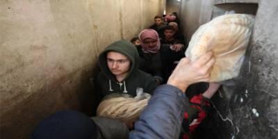 Suriye'de günlük temel ihtiyaçlar lüks harcamalar haline geldi