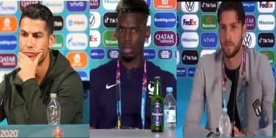 UEFA, 'Kelebek Etkisi' oluşturan şişe taşımayı cezalandıracak!