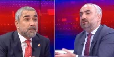 Halk TV'de Veyis Ateş ve İsmail Saymaz'dan 10 milyon euro tartışması