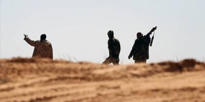 Darbeci Halife Hafter'e bağlı milisler, Libya-Cezayir sınırını kapalı askeri bölge ilan etti