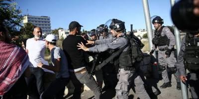 Doğu Kudüs'te Siyonist İsrail şiddeti sürüyor
