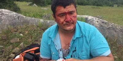 İYİ Partili isimlerden İHA muhabirine çirkin saldırı