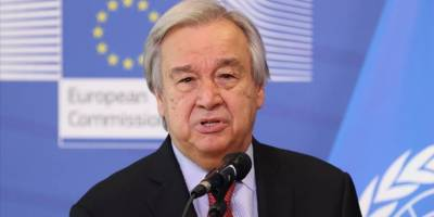 BM Genel Sekreteri Guterres'ten Suriye'ye sınır ötesi yardımların devamı için destek çağrısı