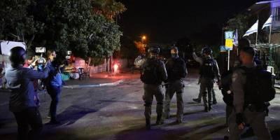 İşgal güçleri Şeyh Cerrah Mahallesinde 3 Filistinliyi yaraladı