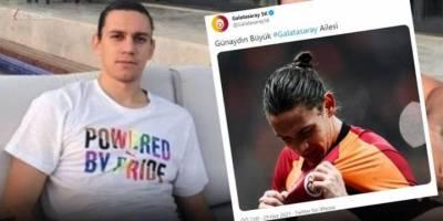 Türkiye'deki sapkınlık futbol camiasına da sirayet etti!