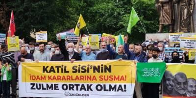 Özgür-Der'den Saraçhane'ye Çağrı
