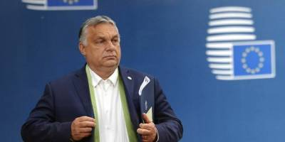 Macaristan Başbakanı Orban'dan AB'ye LGBT tepkisi
